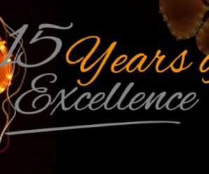 Happy 15 years to us! Over 2500 marketing & PR projects